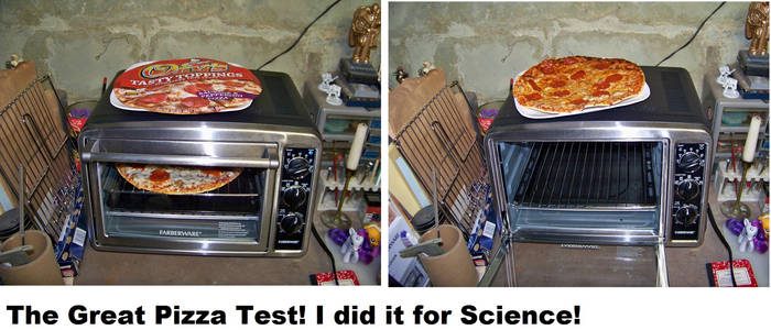 The Great Pizza test