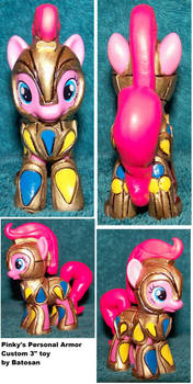 Pinky's Personal Armor