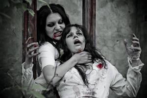 zombie by mysteria-violent