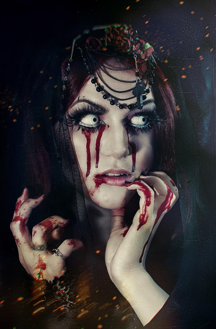 Blood is life by mysteria-violent