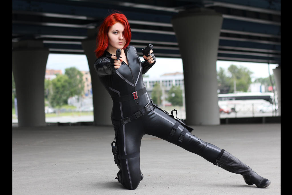 Agent Romanoff by mysteria-violent