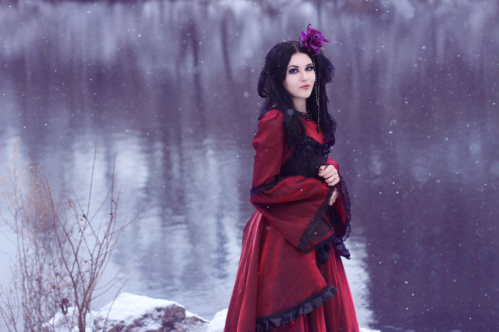 Silent waters by mysteria-violent