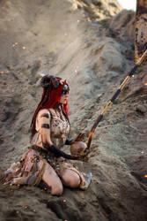 Postapocalyptic shaman