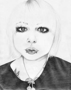 Portrait of Loli-rot