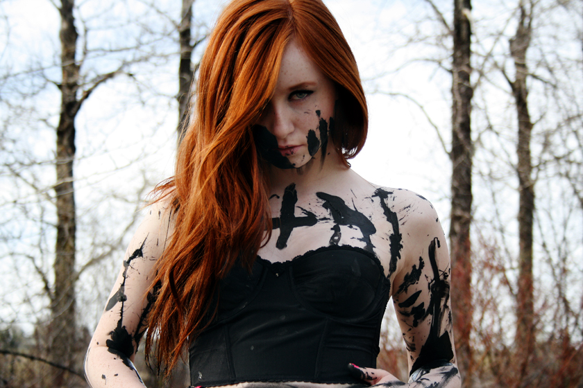 ANTICHRIST - Fire burns her faith by KaylynDunn