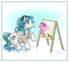 My Living Pony by Blattaphile