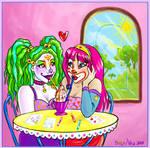 Clowny Friends