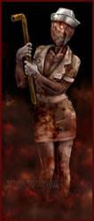 SH Nurse by Blattaphile