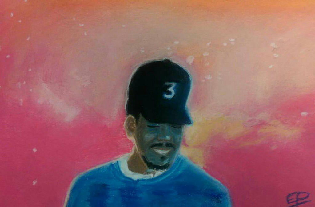 Chance The Rapper Coloring Book By Wildwolfnightmare287
