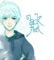 Jack by Desaturateful