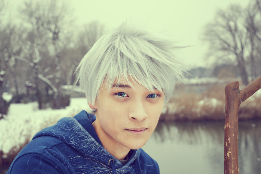 Jack Frost By Desaturateful On Deviantart