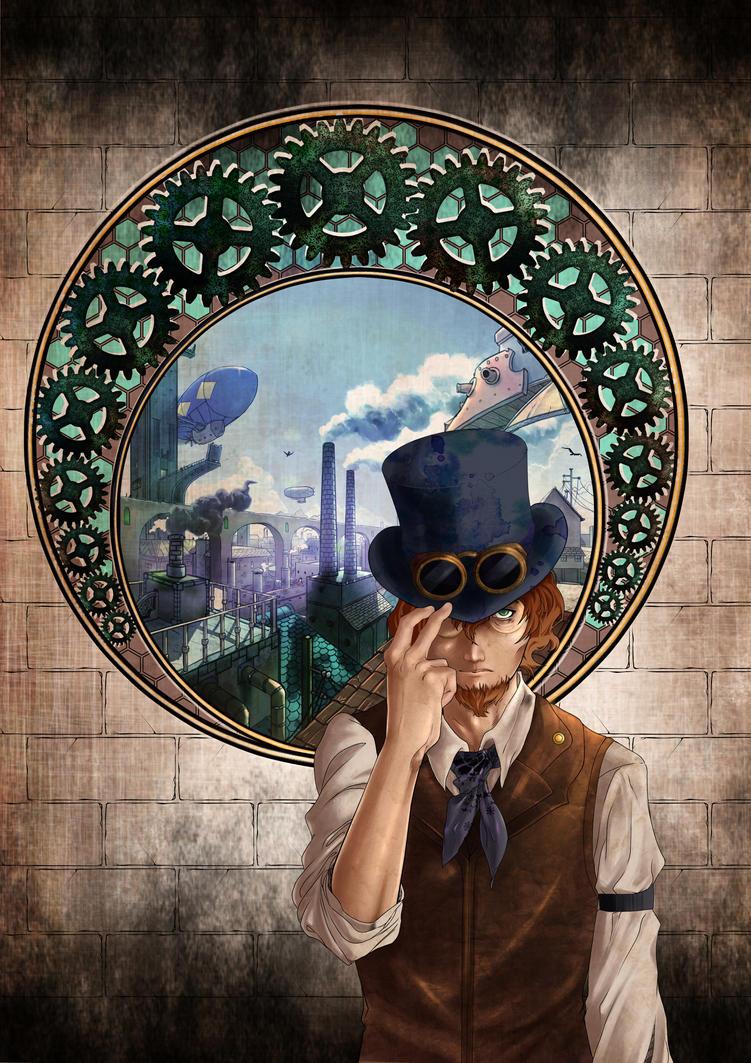 C4II Final Cover by Desaturateful