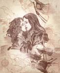 Princess and a Pirate.