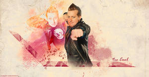 Tre Cool by carberrylovett