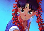 Sailor Moon Purepecha