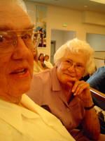 Grandma And Her Beau by vashsunglasses