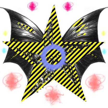 Nautical Star Caution by xXDarkAngelGurrlXx on deviantART