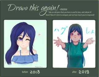 Draw this again by Ranmiru