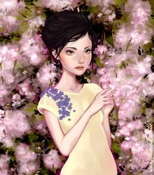 Flower Garden by vanillamokalatte