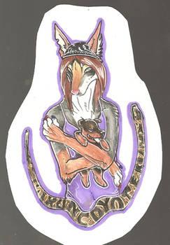 Badge: Runcoyoterun