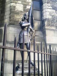 Joan of Arc - Paris by matmohair1