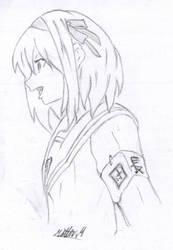 Haruhi Suzumiya by matmohair1