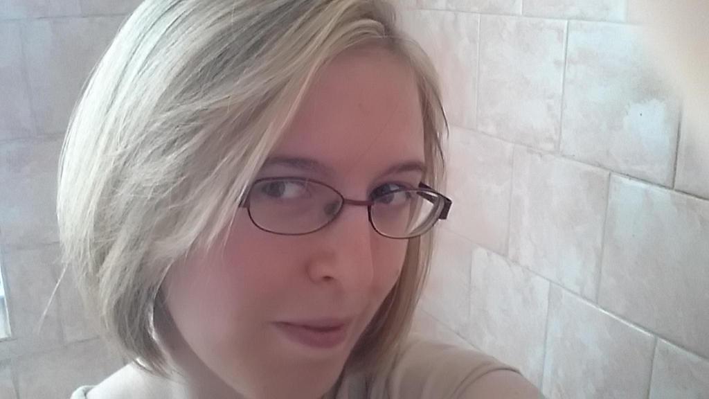 Blonde Me By British Prophetess On Deviantart