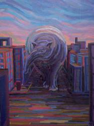 Tapir by TheGreatestSamurai