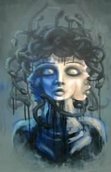 medusa by EliSand