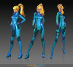 Samus Aran Zero Suit Final 002