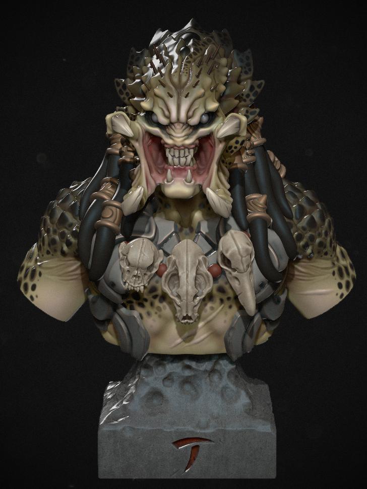 Predator by iononemillion