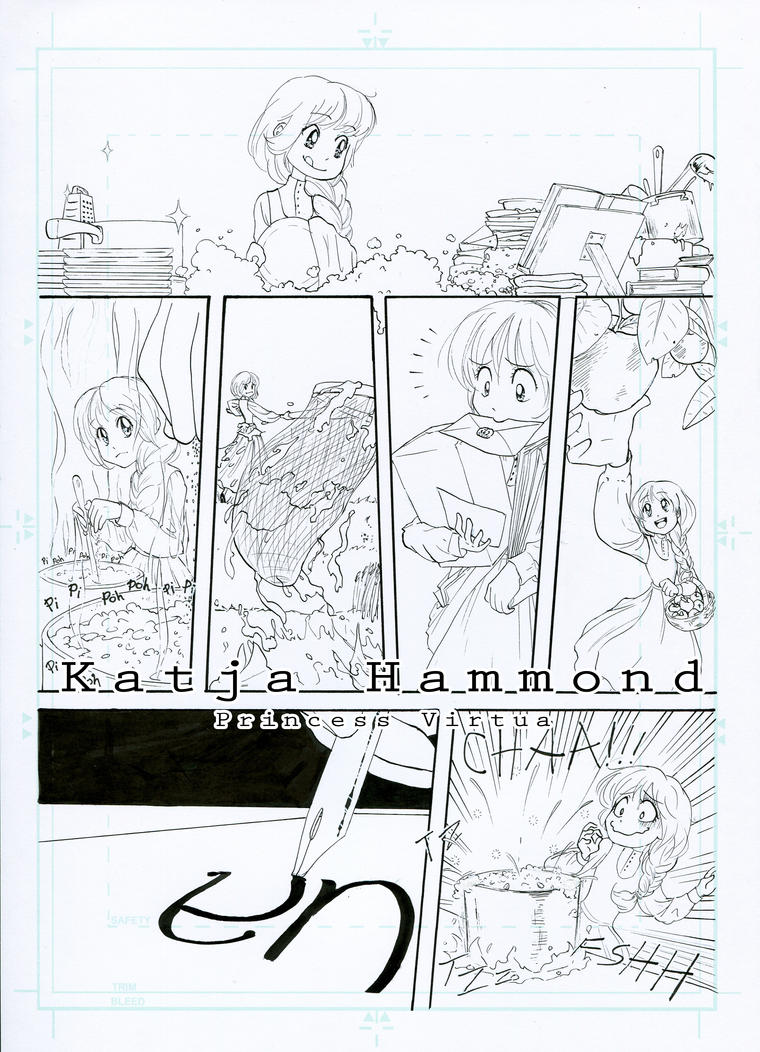 Princess Virtua page 14 by MagpieFreak