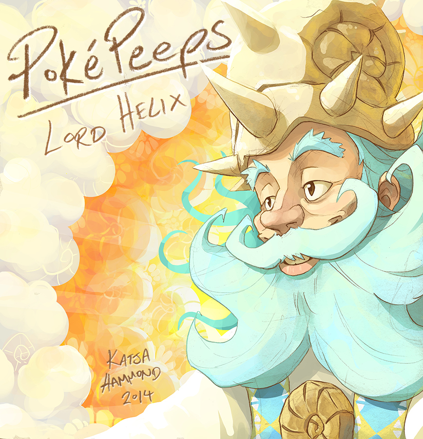Lord Helix by MagpieFreak
