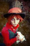 Mad Hatter 1 by Rosokuu