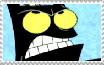 Mr. Blik Stamp by FelixFan9000