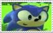 Classic Sonic Stamp by FelixFan9000