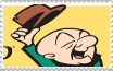 Mr. Magoo Stamp by FelixFan9000