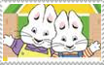 Max and Ruby Stamp by FelixFan9000