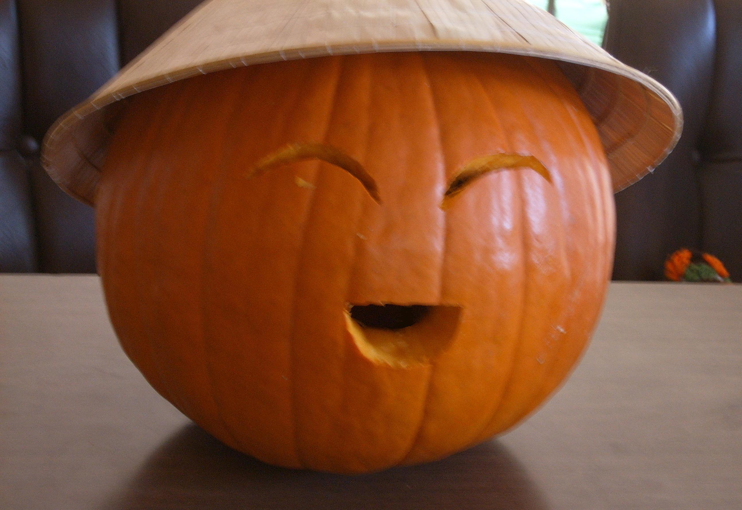 Asian Pumpkin 60