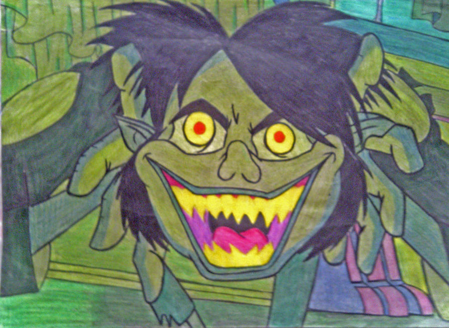 Pagemaster Dr Jekyll: My Name Is Mr Hyde By Sws-sisters On DeviantART