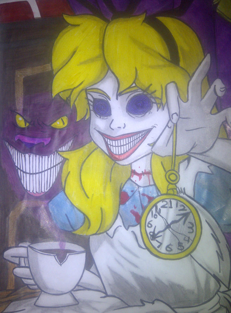 Twisted Princess: Alice by sws-sisters