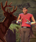 [SFM]Deer