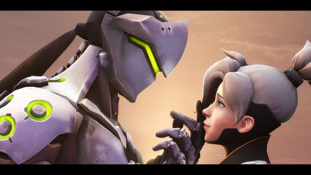 [SFM]Mercy in everything by Happich