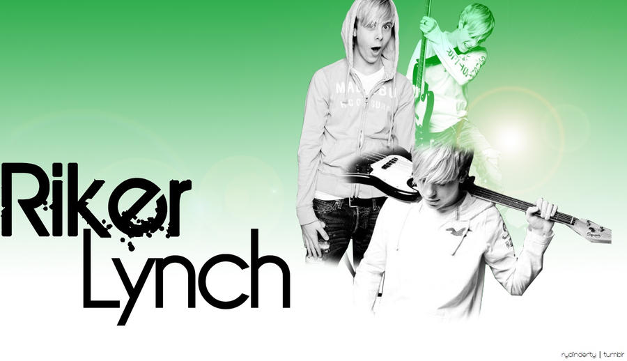 Riker Lynch Wallpaper By Rydinderty