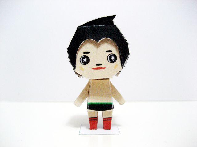Astro Boy by smilerobinson