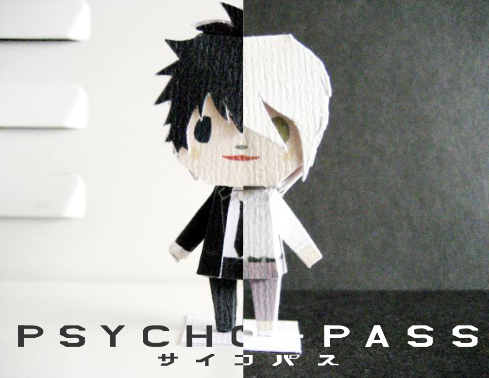 PSYCHO-PASS by smilerobinson
