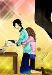 Mei y Yamato |  Suki tte ii na yo
