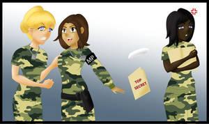 COM Hypnotized soldiers part 4 by TigersSunshyn