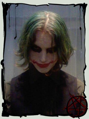 TDK Joker Cosplay by nightgrowler
