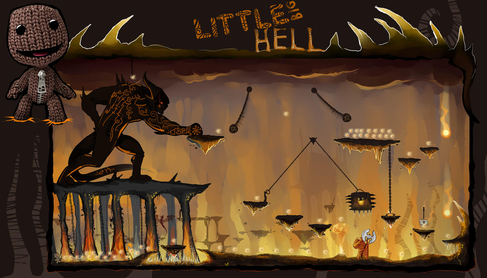 Little Big Hell by nightgrowler